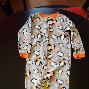 Just One You Carter's PJ footed SIZE T4